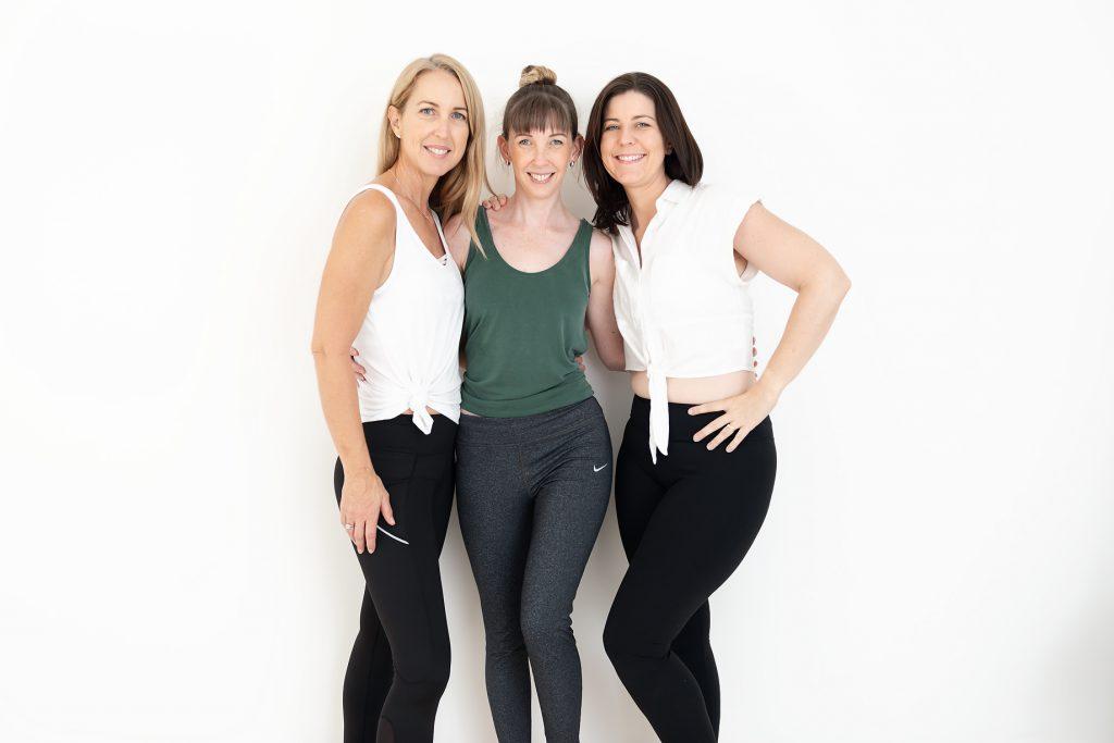 Underwood Pilates and Yoga Studio owners