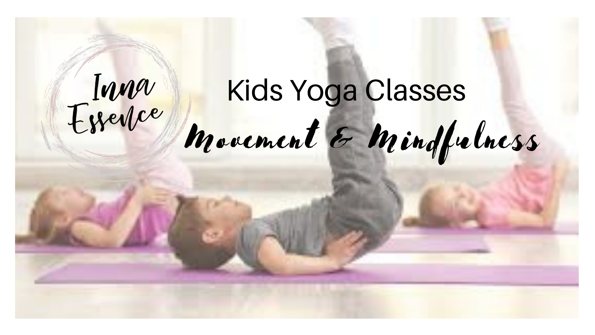 FB Event Cover – Kids Yoga July 2019