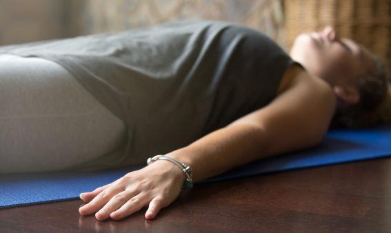 Inna Essence Yoga studio in Underwood
