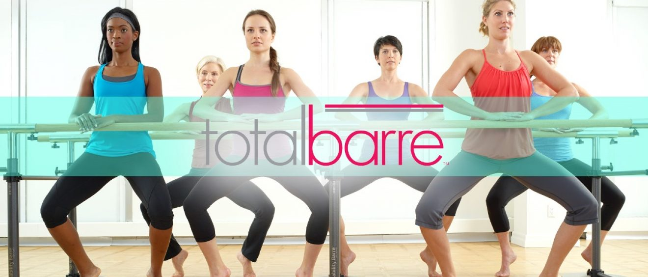 Total Barre at Inna Essence