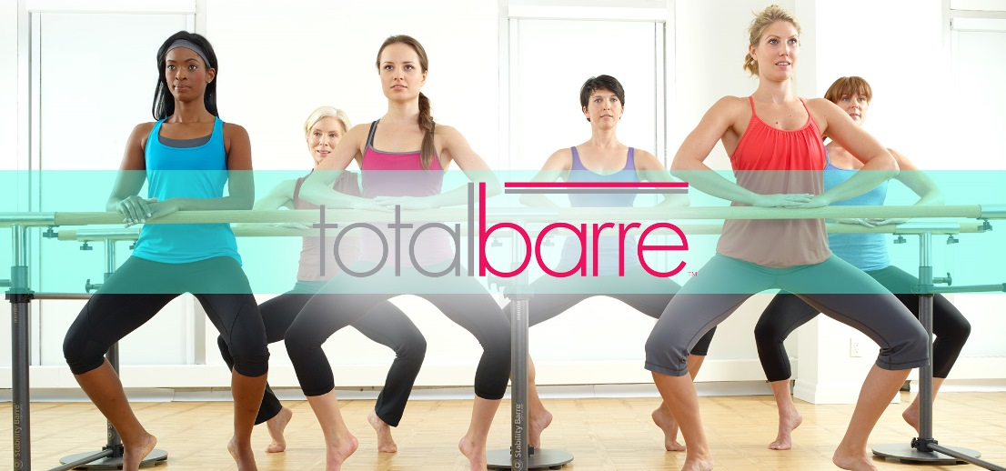 Total Barre course at Inna Essence