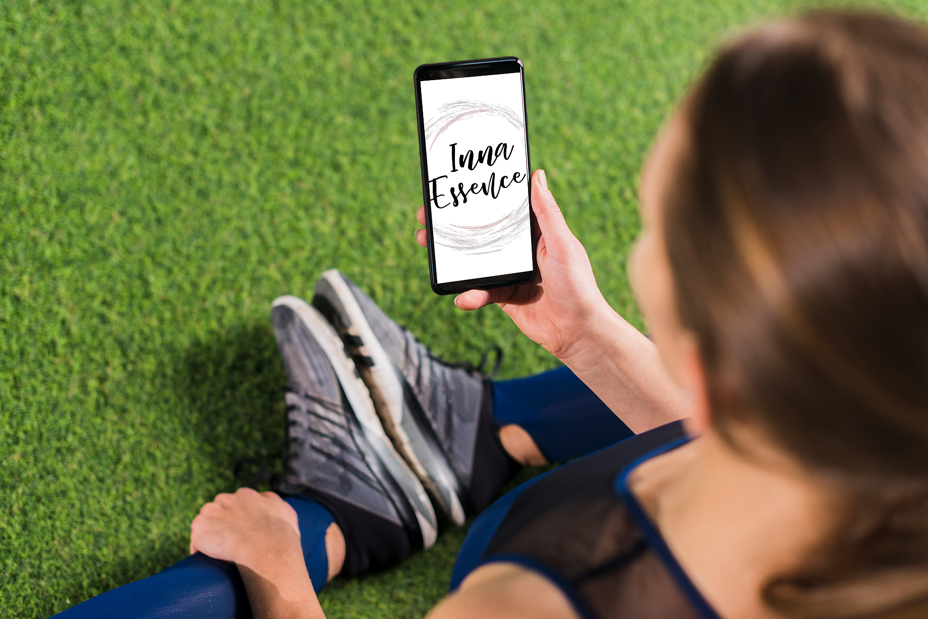 Inna Essence Online classes pilates and yoga