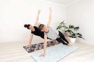 Mat Pilates with Inna Essence Pilates and Yoga Studio