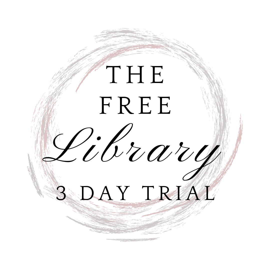 The Library Trial with Inna Essence