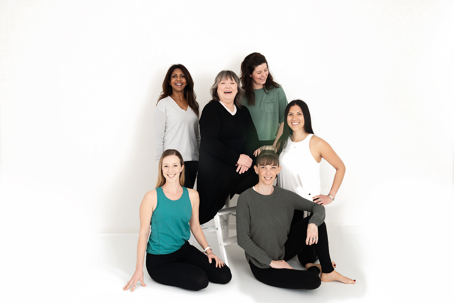 Inna Essence Pilates and Yoga studio team
