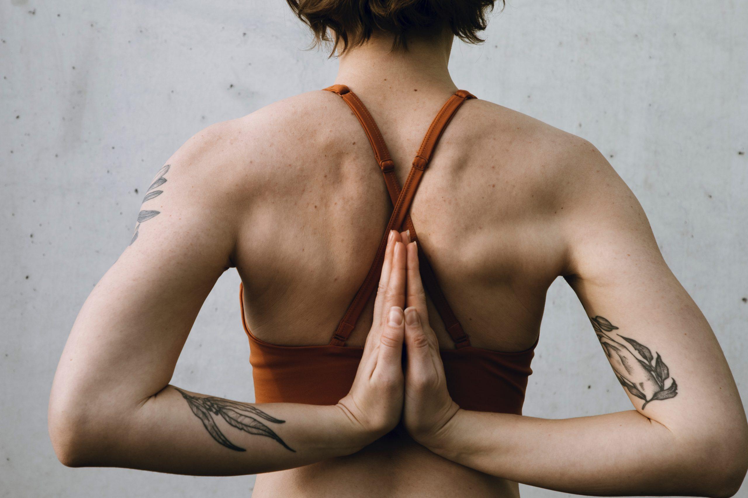 Goddess Yoga at Inna Essence