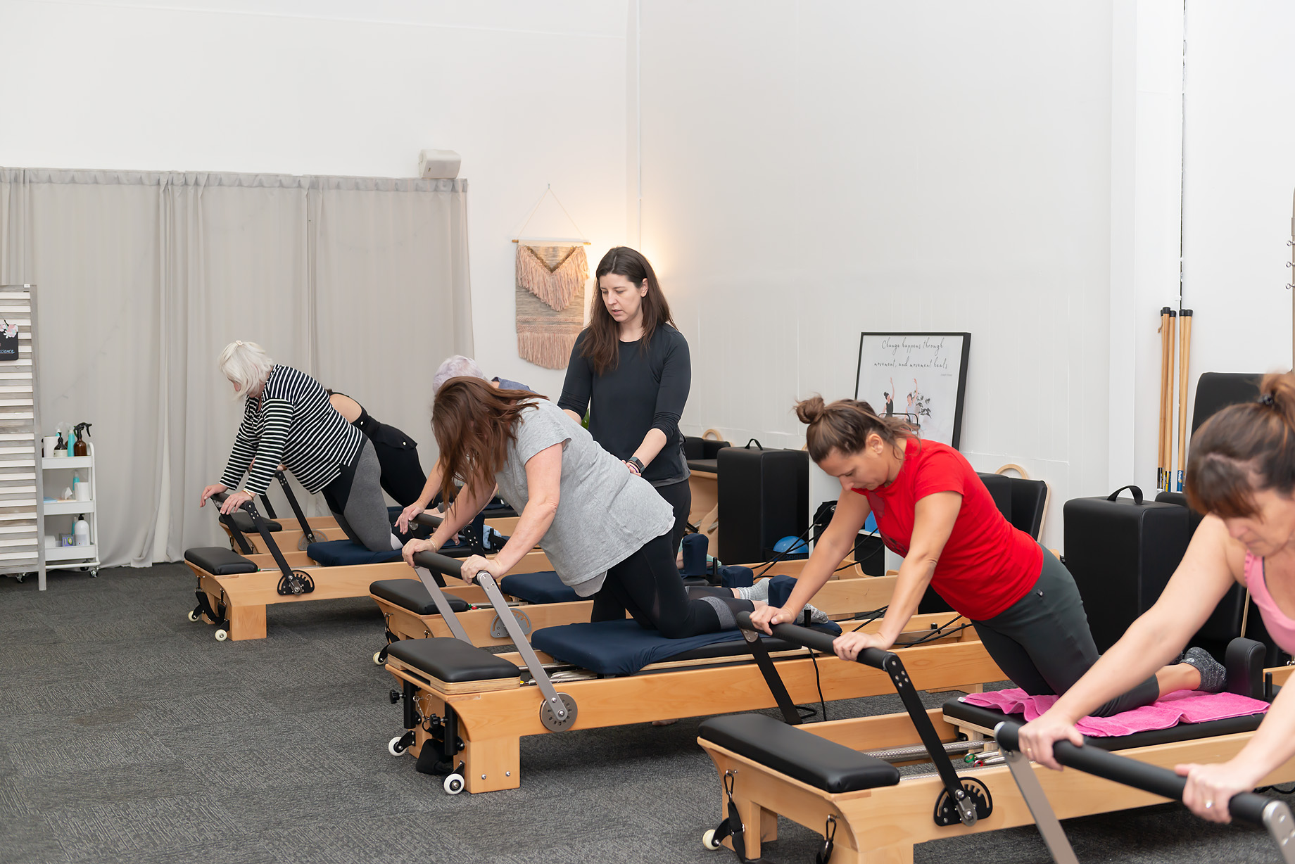 Pilates and Yoga Classes at Inna Essence