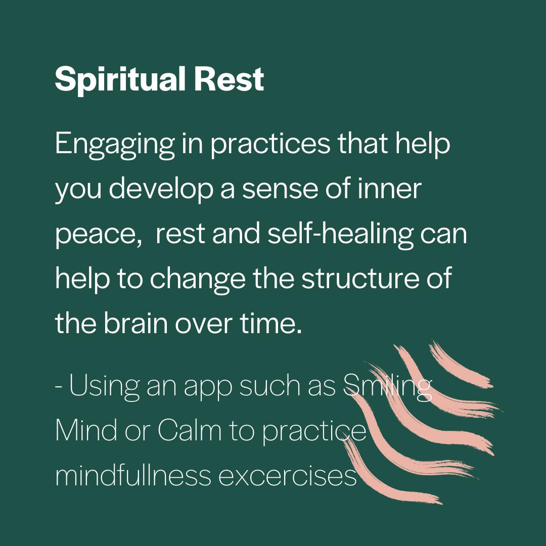 Spiritual Rest at Inna Essence