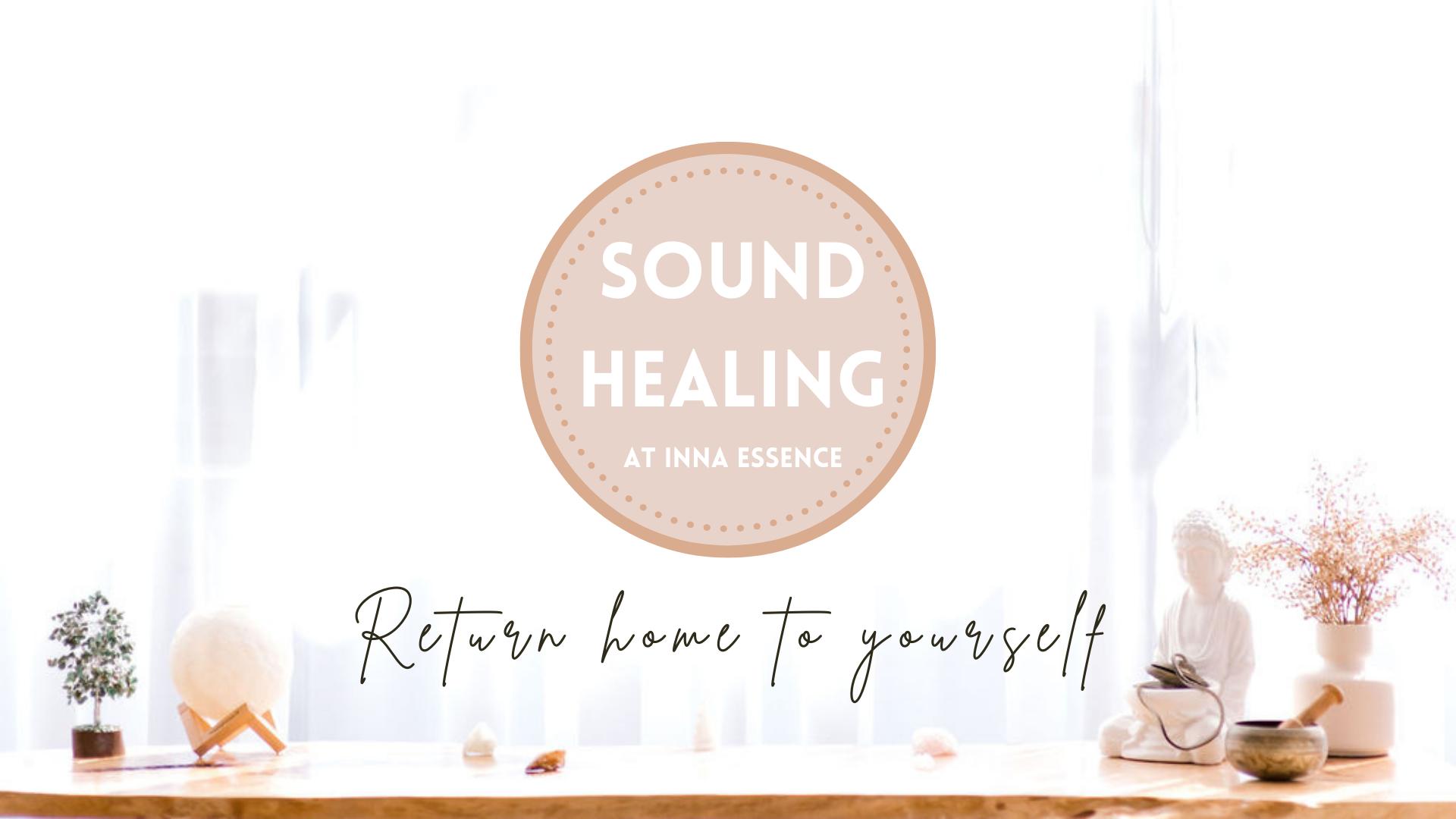 Sound Healing at Inna Essence
