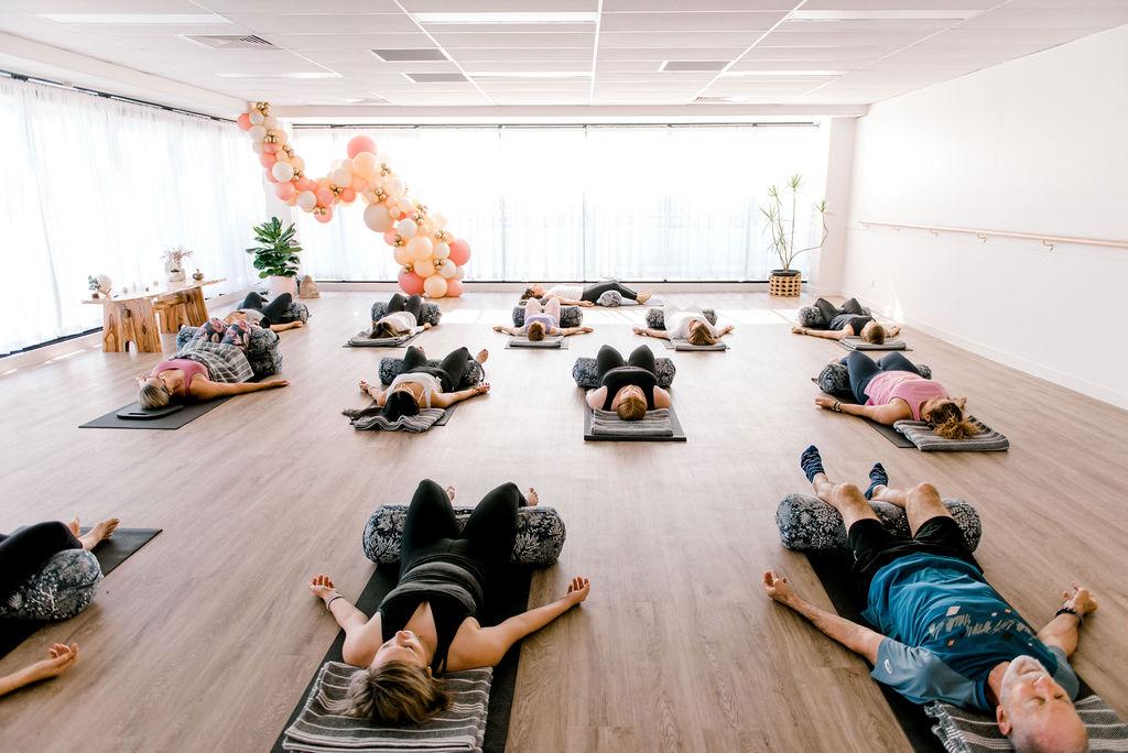 Inna Essence Yoga Class